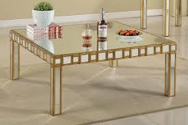 mirrored coffee table set mirrored coffee table set bed u0026 shower elegant touch mirrored