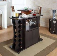 Wine Bar Furniture Modern by Modern Wine Bar Buffet Server Bottle Storage Self Kitchen Dining