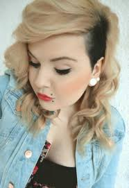 hair styles with both of sides shaved collections of hairstyles with shaved sides cute hairstyles for