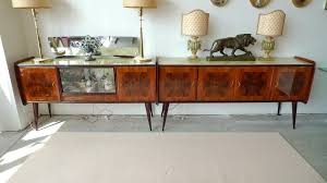 Vintage Buffets Sideboards New Extra Long Buffet Sideboard