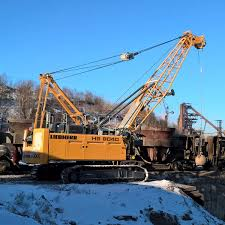 duty cycle crawler cranes deep foundation operations liebherr