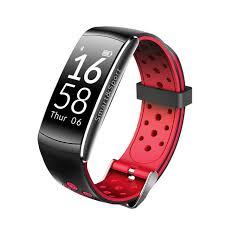 heart rate tracker bracelet images Luoka smart band ip68 waterproof smart wristband heart rate jpg