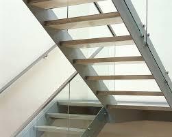 stahl treppe treppe und geländer glas stahlkonstruktion