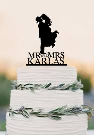 cowboy wedding cake toppers country western wedding cake topper silhouette cowboy with hat