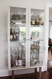Dining Room Glass Cabinets by Dining Room Reveal Danks And Honey