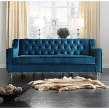 Tufted Sofa Sale by Furniture Futon In Walmart Vintage Velvet Sofa For Sale Ava
