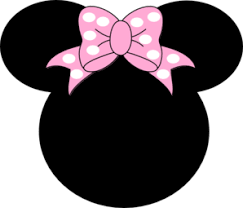 minnie mouse birthday minnie mouse clip at clker vector clip online