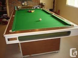 brunswick mission pool table brunswick century 100 pool table with ping pong top for sale in