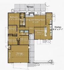 Shaped House Plans Via Cdnhouseplanscom Lshaped Home Plans With - L shaped home designs