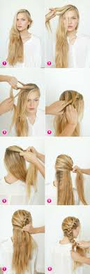 a quick and easy hairstyle i can fo myself 1652 best my glory images on pinterest cute hairstyles