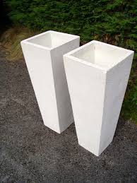 tall planters second hand garden items buy and sell in the uk