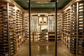 R Wine Cellar - featured residential wine cellars revel cellars