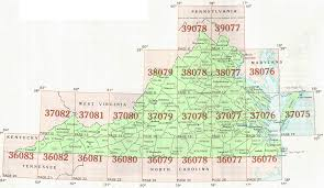 Winchester Virginia Map by Virginia Coverage Index Map
