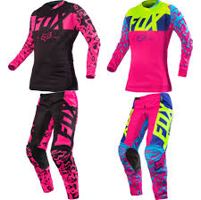 purple motocross gear racing 180 kids girls motocross jerseys