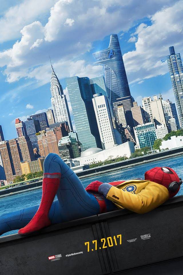 Spider Man: Homecoming (2017)