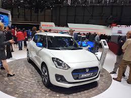 suzuki swift makes swiss debut cars co za