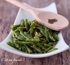 cuisiner des haricots verts frais c est ma fournée la salade d haricots verts d ottolenghi