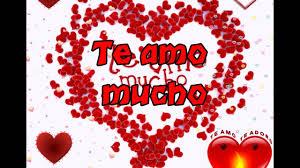 imagenes que digan te amo jhon te amo mucho amor mio t e amo youtube