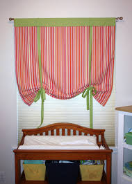 accessories favorable window valance with green cotton