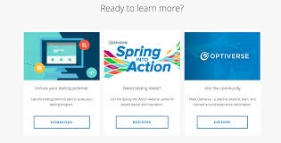 Creative Personalization Designing For Personalization The Story Of Optimizely U0027s Homepage