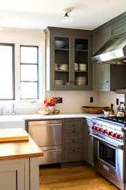 Warm Grey Kitchen Bathroom Engaging Images About Grey Kitchen Cabinets Gray