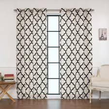 Black Linen Curtains Buy Black Linen Curtains From Bed Bath U0026 Beyond