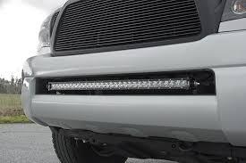 2014 tundra led light bar 30in led light bar hidden bumper mounting brackets for 2005 2015