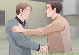 how to plan a high reunion with pictures wikihow