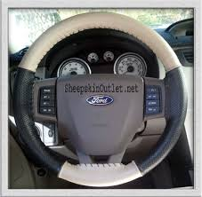 2000 ford ranger steering wheel ford leather steering wheel cover and wrap free sles