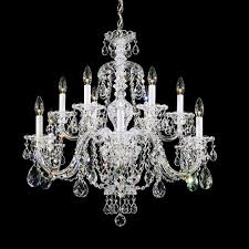 Chandelier Parts Wholesale Lighting Breathtaking Chandelier From Schonbek For Luxury Home
