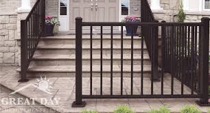 railing ideas u0026 designs for decks u0026 porches great day improvements
