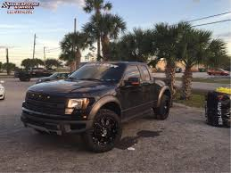 Ford F150 Truck Rims - ford f 150 raptor xd series xd795 hoss wheels gloss black