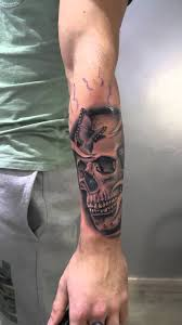 taxi tattoo torino skull youtube