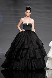 Black Wedding Dress Wearing A Colourful Wedding Gown To Your Wedding The Avenue