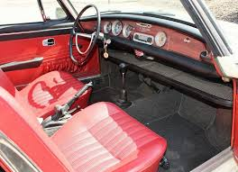 Karmann Ghia Interior 1968 Volkswagen Karmann Ghia Type 34 German Cars For Sale Blog