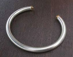 silver solid bracelet images Gold silver torc bracelet love2have in the uk jpg