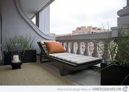 15 beautiful balcony furniture for the modern family home design