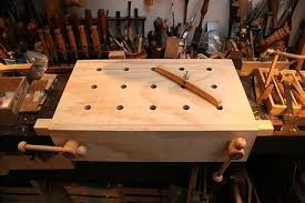 Woodworking Bench Top by Benchtop Bench Got Tired Of Back Pain Post By Mafe