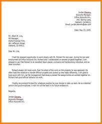 8 job reference letter latest cv format