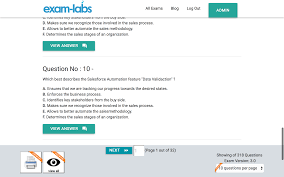 sales cloud consultant salesforce real exam questions 100