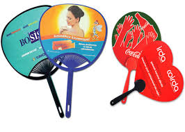 personalized folding fans personalized pvc plastic products promotional held fans