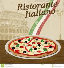 posters cuisine restaurant poster stock vector illustration of