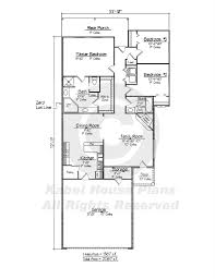 Garden Home Floor Plans by Afton Zero Lot House Plans
