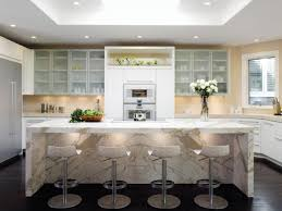 Kitchen Cabinet Color Schemes by Painted White Kitchen Cabinets Awesome Blue Wall Paint Color For