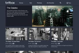 brit box four decades of doctor who arrive on the bbc s britbox