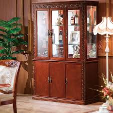 Wood Wine Cabinet New New Arrival Three European Furniture Wood Wine Cabinets