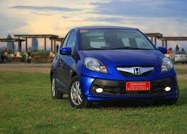 subcompact cars honda brio small car with huge potential cebu daily news
