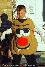 U0026 Potato Head Costume Diy Halloween Costumes Events Celebrate