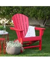 steel cedar red adirondack furniture bhg com shop