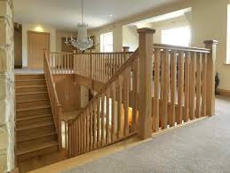 Banister Decorations Wooden Stair Banister 11427